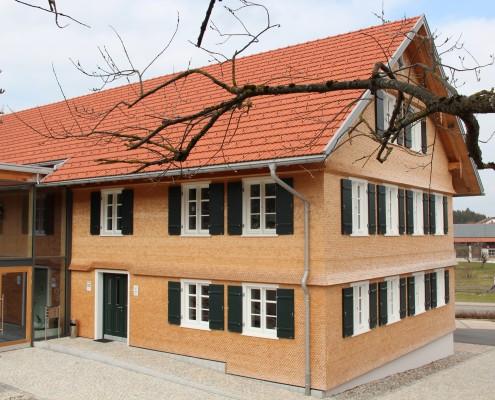 """Dorfgemeinschaftshaus """"Alte Schule"""" Grünenbach"""
